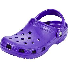 Crocs Classic Sandals purple